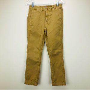 J Crew Slim Broken In Boyfriend Khaki Pants 24